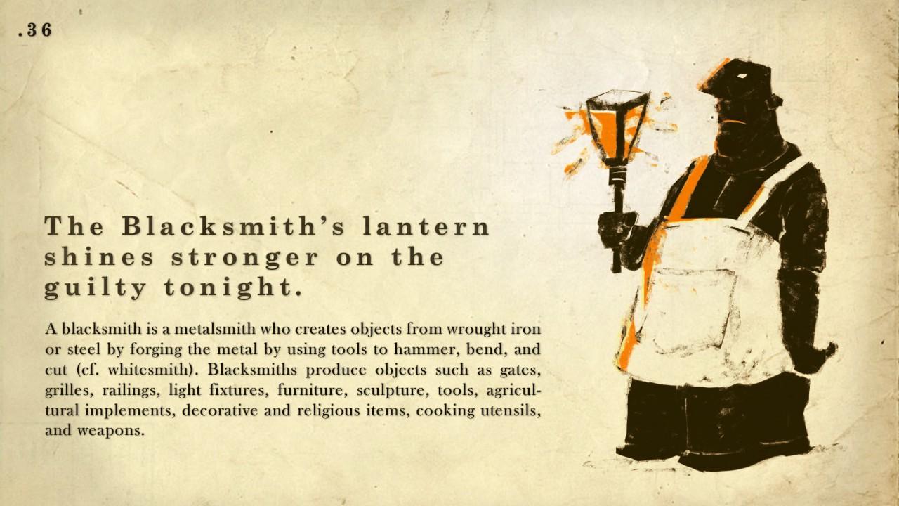 BlackSmithsLantern